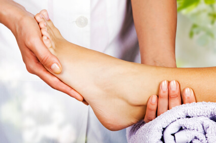 podiatry patients